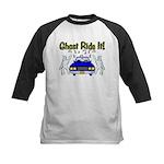 Ghost Ride It Kids Baseball Jersey