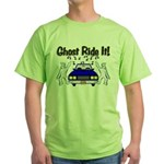 Ghost Ride It Green T-Shirt