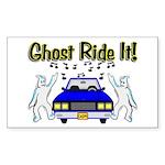Ghost Ride It Rectangle Sticker 50 pk)