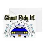 Ghost Ride It Greeting Cards (Pk of 10)
