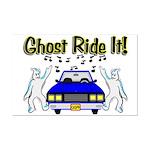 Ghost Ride It Mini Poster Print
