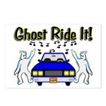 Ghost Ride It Postcards (Package of 8)
