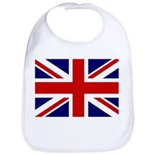 Union Jack/UK Flag Bib