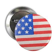 """Round Flag 2.25"""" Button"""