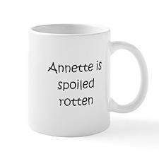 Unique Name annette Mug