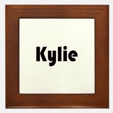 Kylie Framed Tile