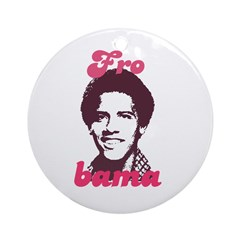 FROBAMA Ornament (Round)