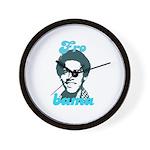 FROBAMA Wall Clock