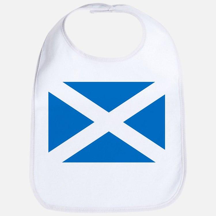 Scotland - St Andrews Cross - Bib