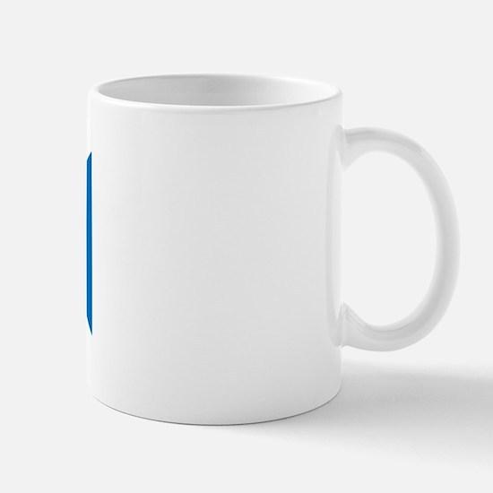 Scotland - St Andrews Cross - Mug