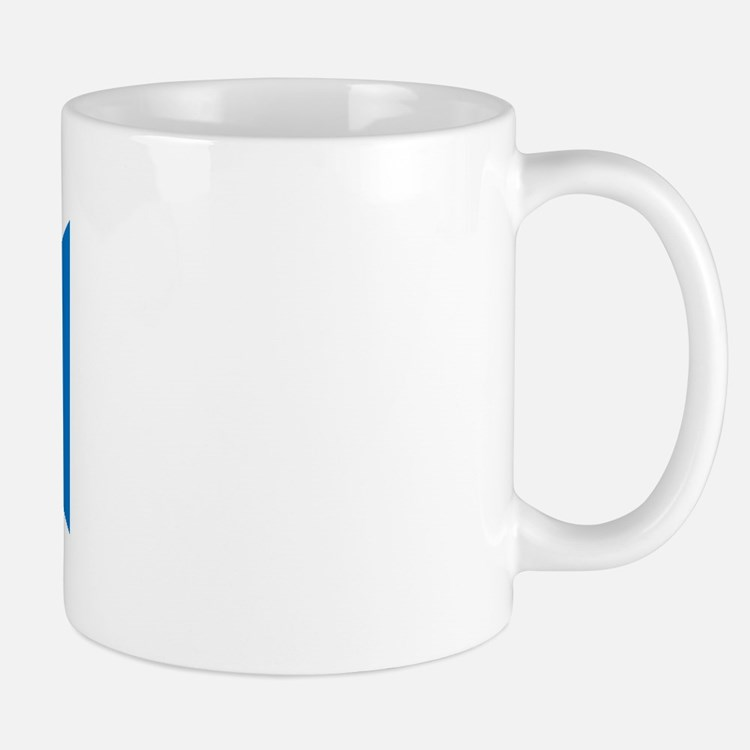 Scotland - St Andrews Cross - Mug