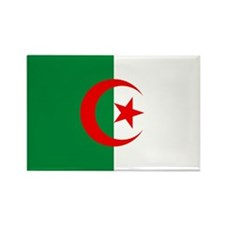 Flag of Algeria Rectangle Magnet