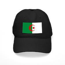 Flag of Algeria Baseball Hat