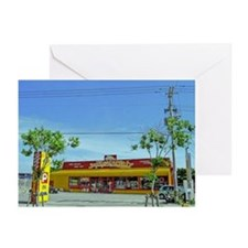 Yellow Cab Greeting Cards (Pk of 10)