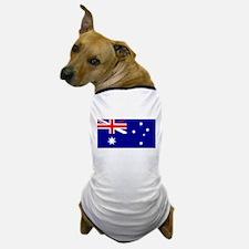 Flag of Australia Dog T-Shirt