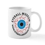 Eyeball Museum Mug