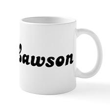 Mrs. Lawson Mug