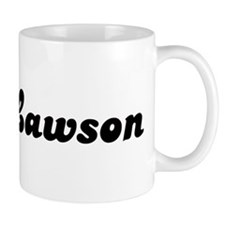 Mrs. Lawson Small Small Mug