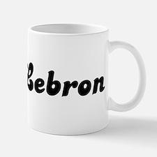 Mrs. Lebron Mug