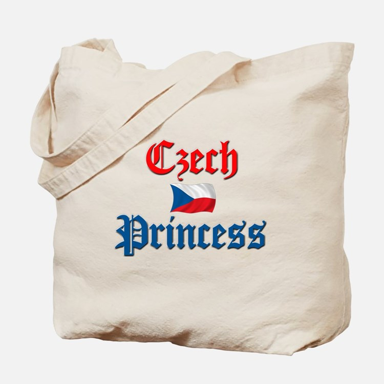 Czech Princess 2 Tote Bag