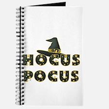 Hocus Pocus Black Journal
