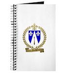 DUBAY Family Crest Journal
