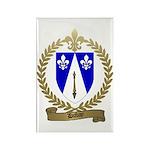 DUBAY Family Crest Rectangle Magnet