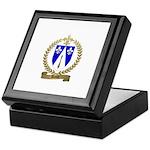 DUBAY Family Crest Keepsake Box