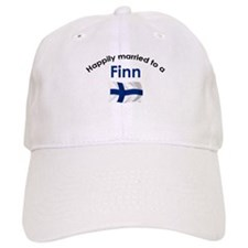 Happily Married Finn 2 Baseball Cap