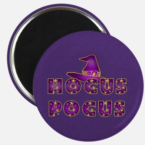Hocus Pocus Magic Purple Magnet