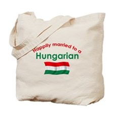 Happily Married Hungarian 2 Tote Bag