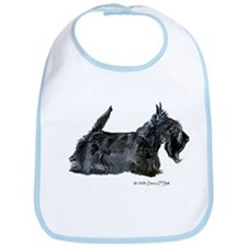 Scottish Terrier Profile Bib