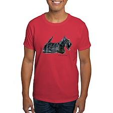 Scottish Terrier Profile T-Shirt
