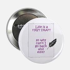 """First Draft 2.25"""" Button"""