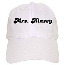 Mrs. Kinsey Baseball Cap