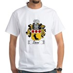 Simoni Family Crest White T-Shirt
