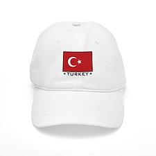 Flag of Turkey Baseball Cap