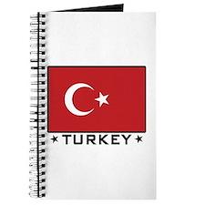 Flag of Turkey Journal