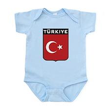 Turkiye Onesie