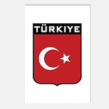 Turkiye Postcards (Package of 8)