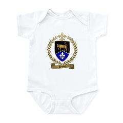 DEVAUX Family Crest Infant Creeper