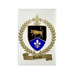 DEVAUX Family Crest Rectangle Magnet (100 pack)