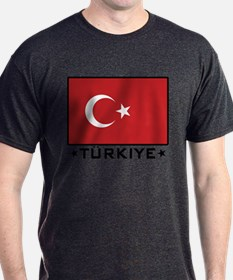 Flag of Turkiye T-Shirt