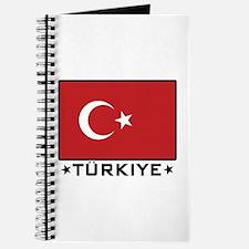 Flag of Turkiye Journal