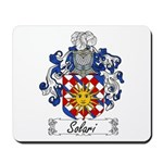 Solari Family Crest Mousepad