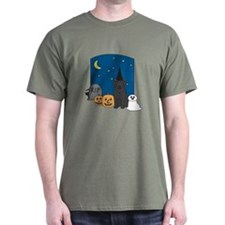 Labrador Halloween T-Shirt