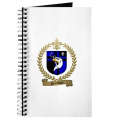 DESROCHES Family Crest Journal
