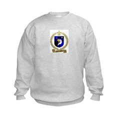 DESROCHES Family Crest Sweatshirt