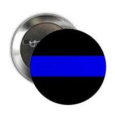 """The Thin Blue Line 2.25"""" Button"""