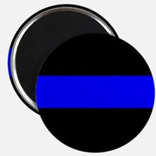 The Thin Blue Line Magnet